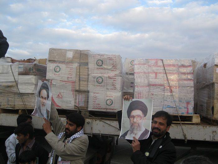 کمک ایران4