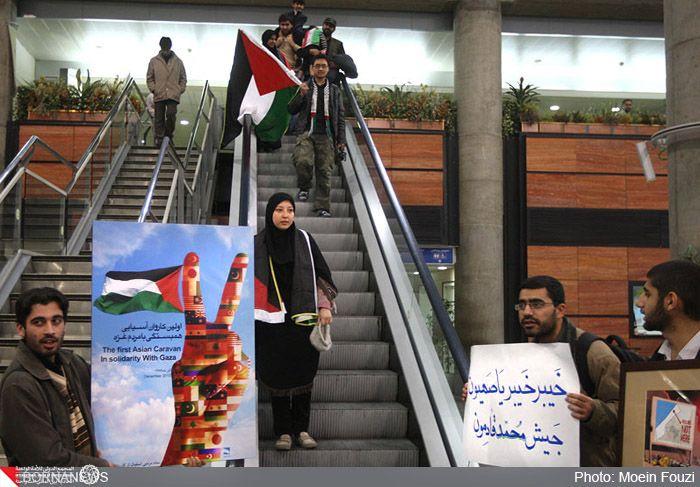 ورود به ایران - ٢