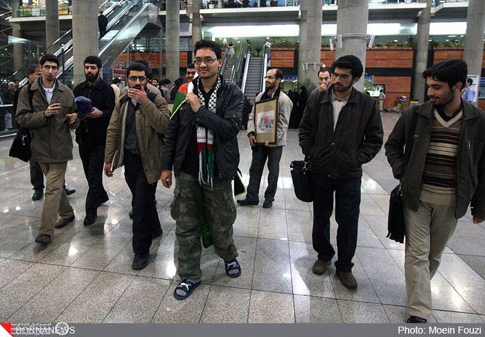 ورود به ایران - ٦