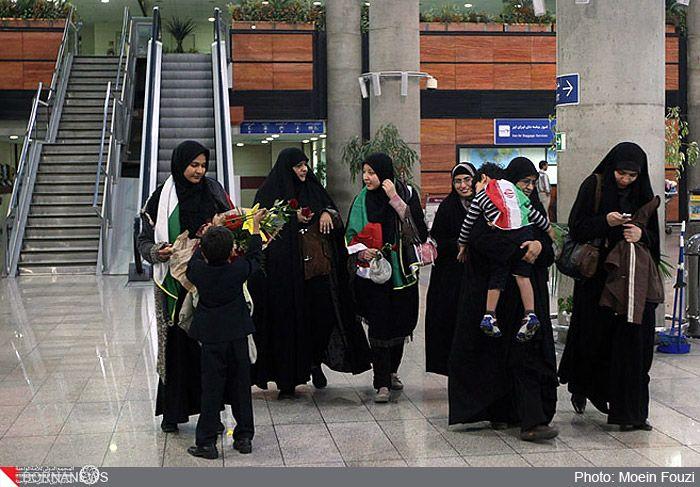 ورود به ایران - ٨