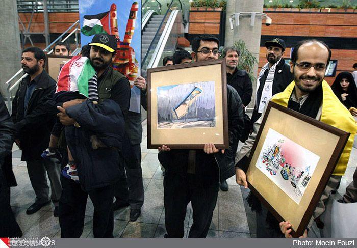 ورود به ایران - ٩