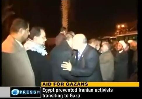 کاروان آسیایی در غزه3