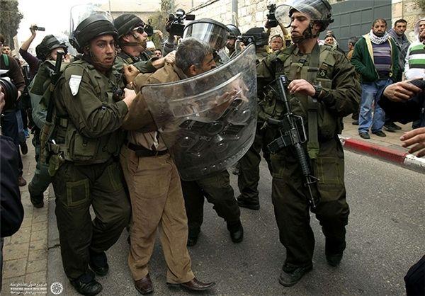 حمله نیروهای رژیم صهیونیستی به فلسطینیان در روز زمین
