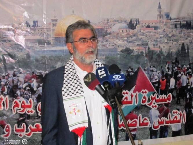 راهپیمایی الی بیت المقدس ، دمشق و جهاد اسلامی