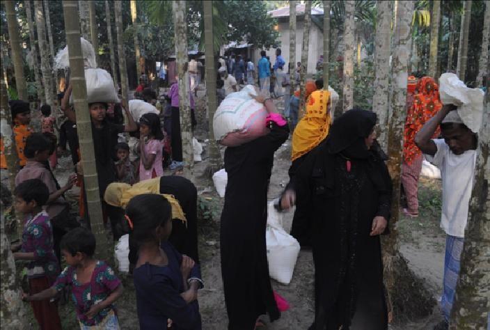 کمک به میانمار 3