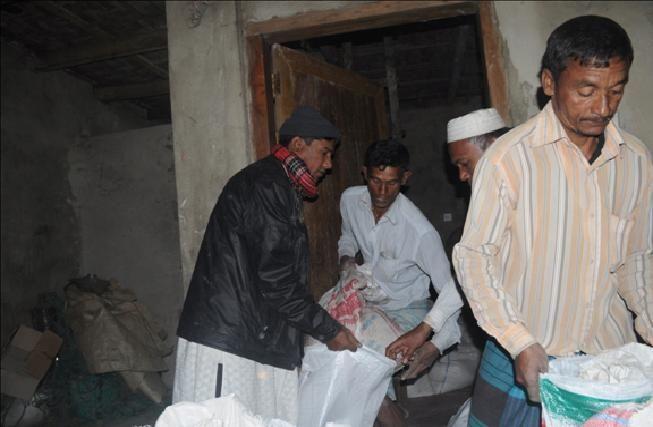 کمک به میانمار 5
