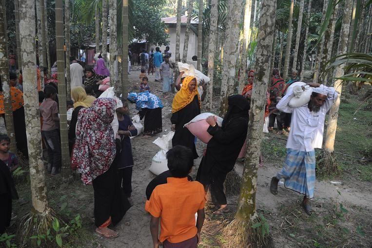 کمک به میانمار 6