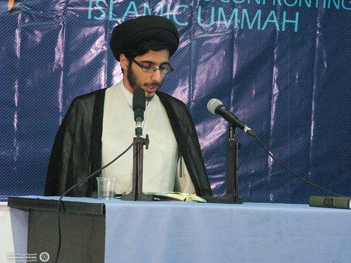 شروع دوره با تلاوت آیات قرآن مجید