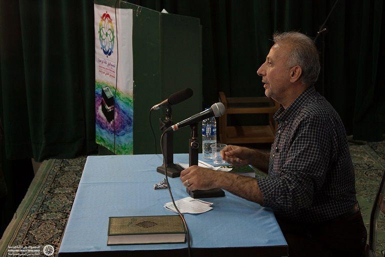 سخنرانی دکتر متقی راجع به رویارویی تمدن اسلام و غرب