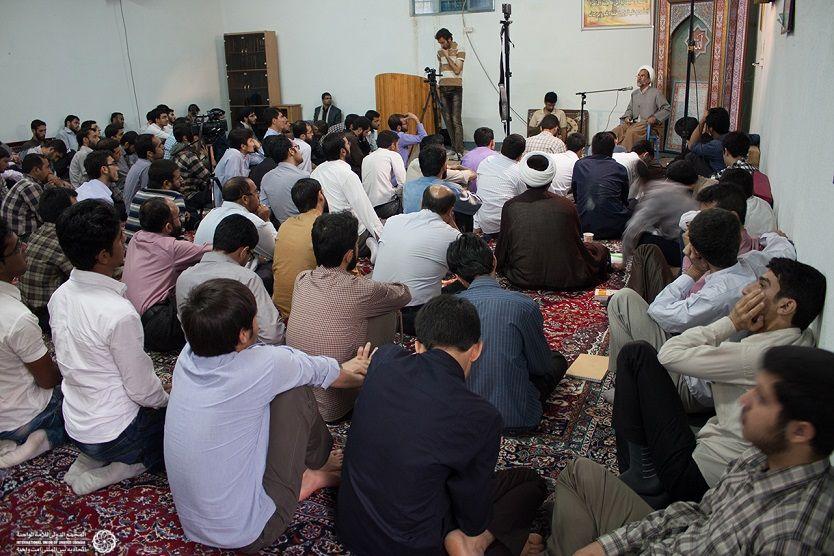 سخنرانی حجه الاسلام ایمانی راجع به تاریخچه بیداری اسلامی