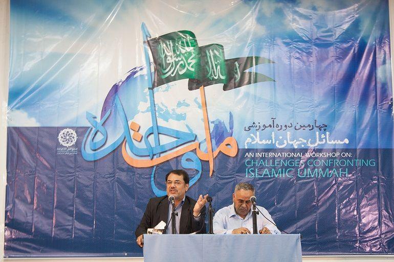 سخنرانی استاد رویوران و ابو محمد ولید از لبنان راجع به مسائل سوریه