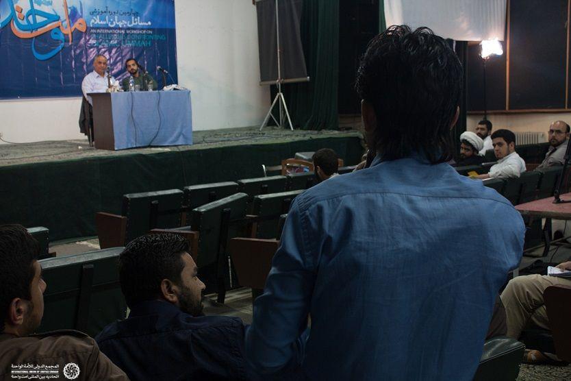 سخنرانی استاد ابو محمد ولید راجه به فلصطین