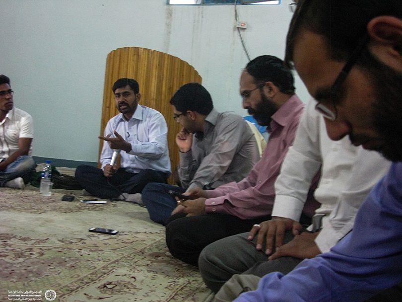 ارائه های دانشجویی و طلبگی در گعده های شبانه با موضوعات جهان اسلام