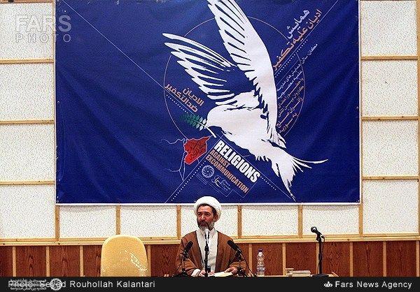 زائران صلح سوریه در قم 3