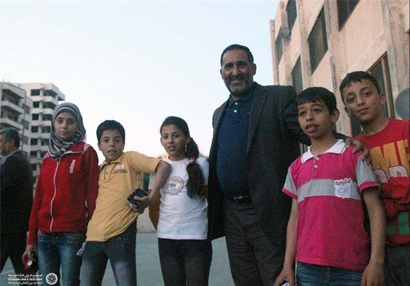 زائران صلح در سوریه 3