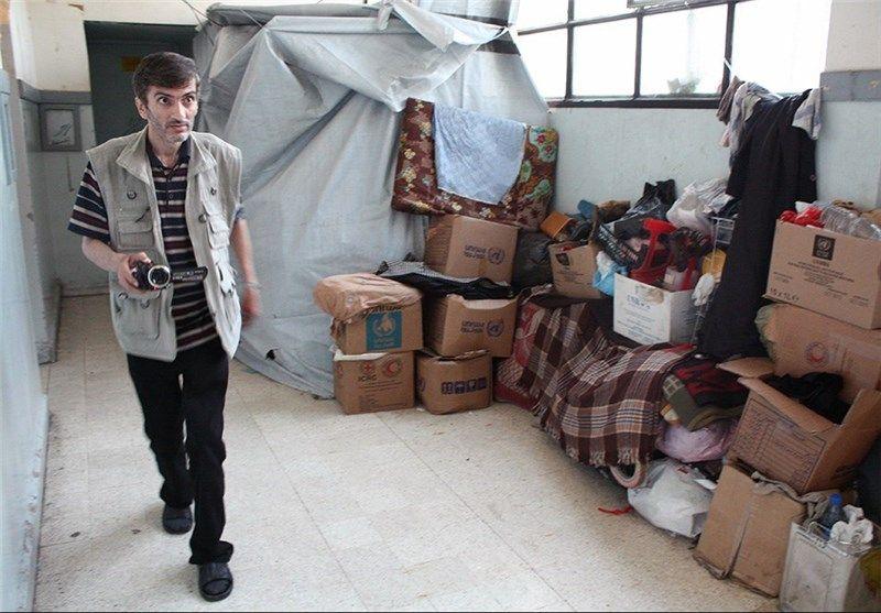 اعضای ایرانی کاروان صلح و کودکان سوریه 3