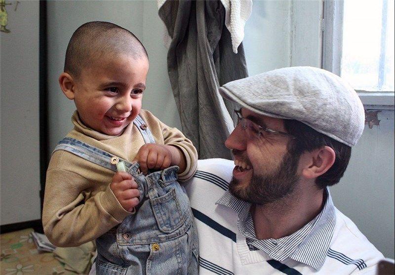 اعضای ایرانی کاروان صلح و کودکان سوریه 4