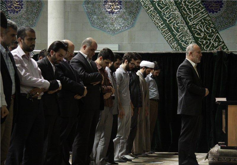 نماز جماعت وحدت