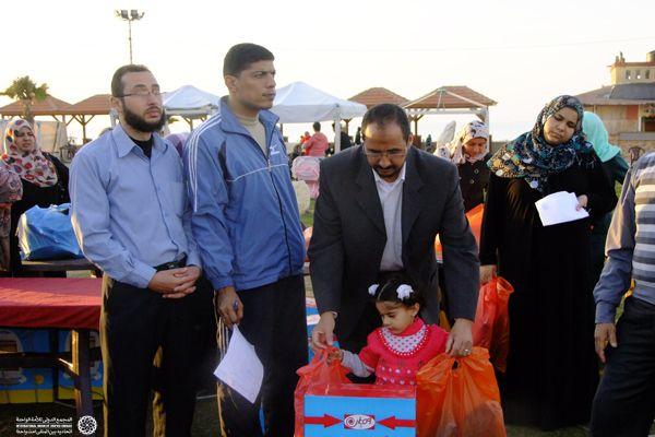 ایتام شهدای غزه 3
