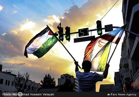 جشن پیروزی مقاومت در جنگ 51 روزه