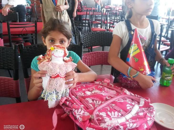 کمپین عروسک های خاموش-دمشق